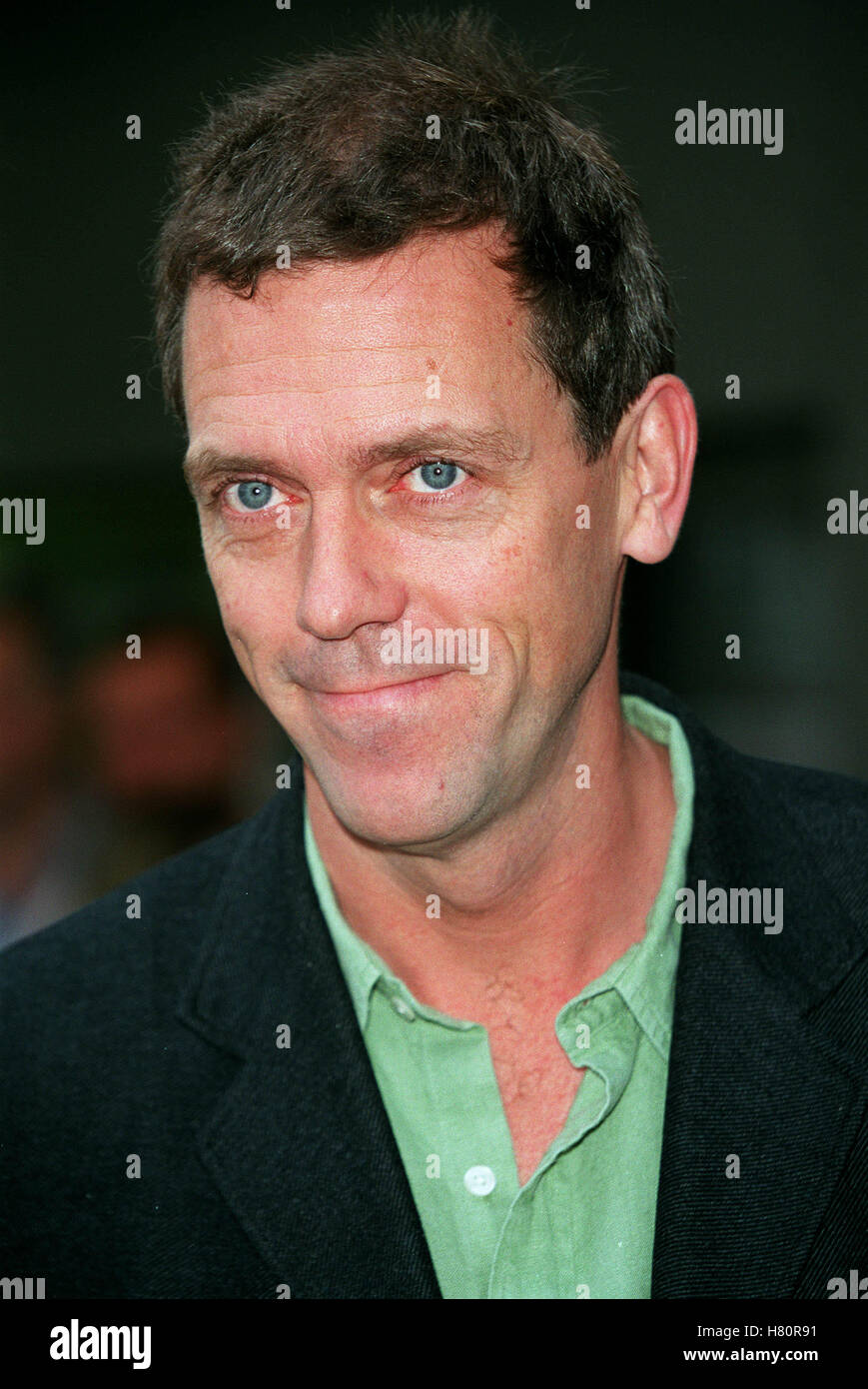 HUGH LAURIE STUART LITTLE FILM PREMIERE LONDON ENGLAND 16 ...