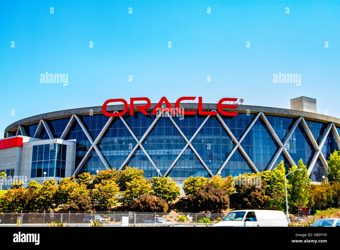 State warriors oracle arena and oakland alameda county coliseum - Oracle Arena In Oakland California Home Of The Golden State Warriors