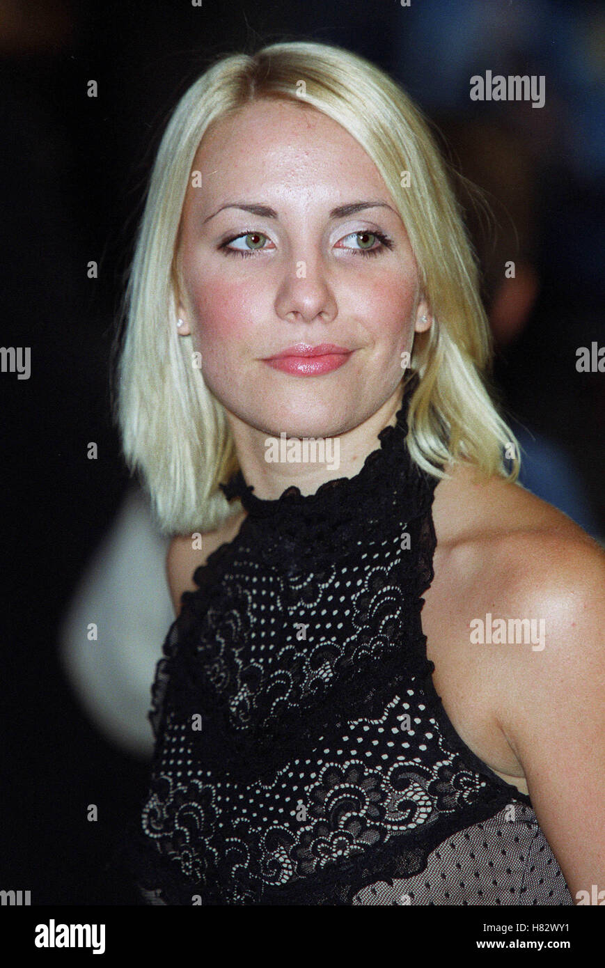 "CLAIRE RICHARDS WORLD PREMIER ""HARRY POTTER"" LEICESTER SQ ..."