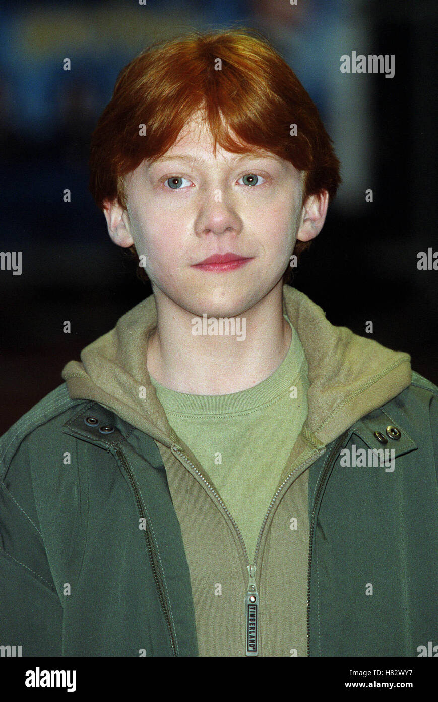 "RUPERT GRINT WORLD PREMIER ""HARRY POTTER"" LEICESTER SQ ..."