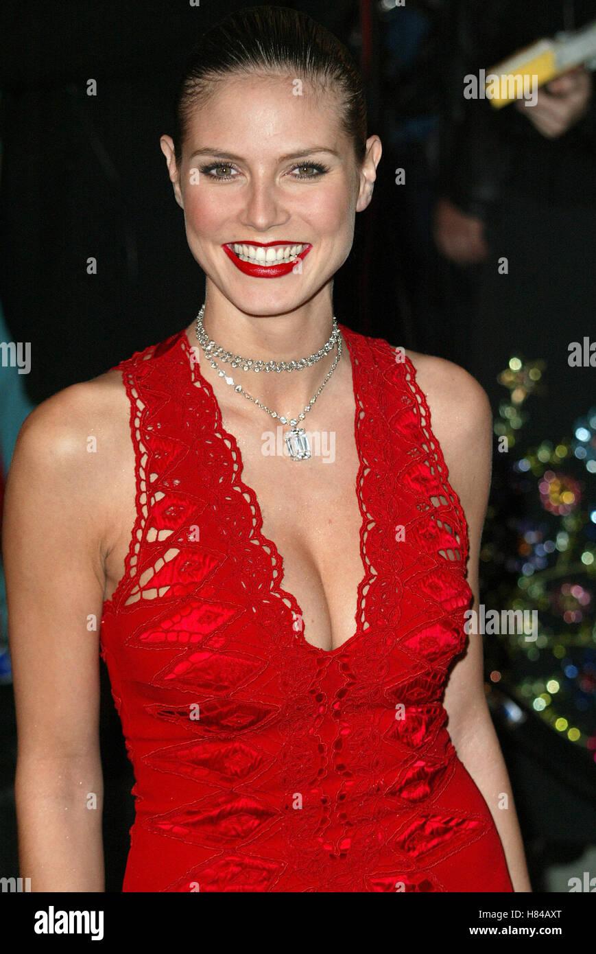 Heidi Klum 2002
