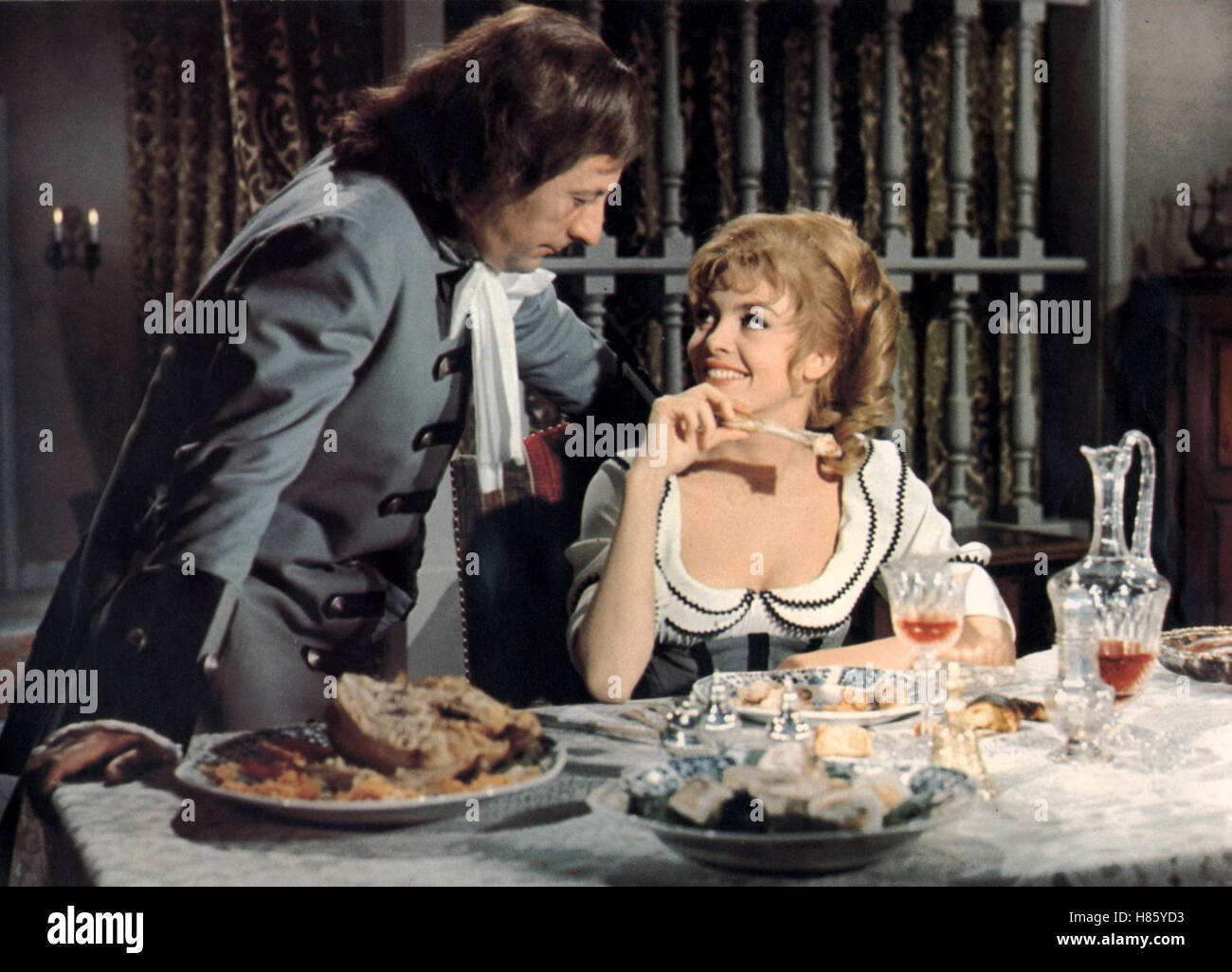 angelique angelique marquise des anges f 1964 regie bernard stock photo royalty free