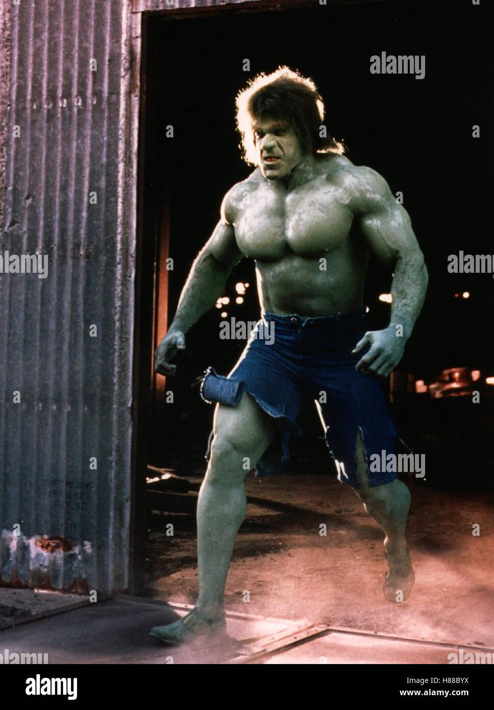 Die Rückkehr des unheimlichen Hulk, (THE INCREDIBLE HULK ...