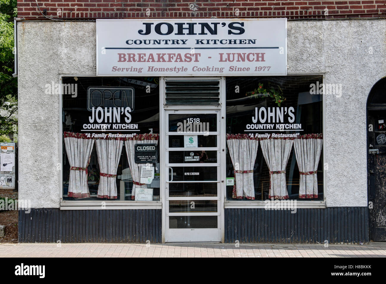 John S Country Kitchen In Plaza Midwood Charlotte Nc