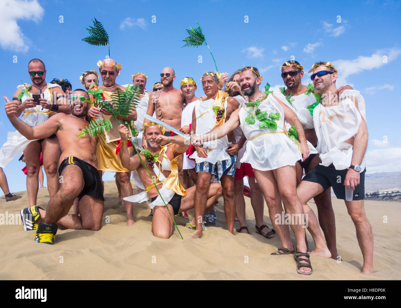 Cute Nudist holidays gran canaria the