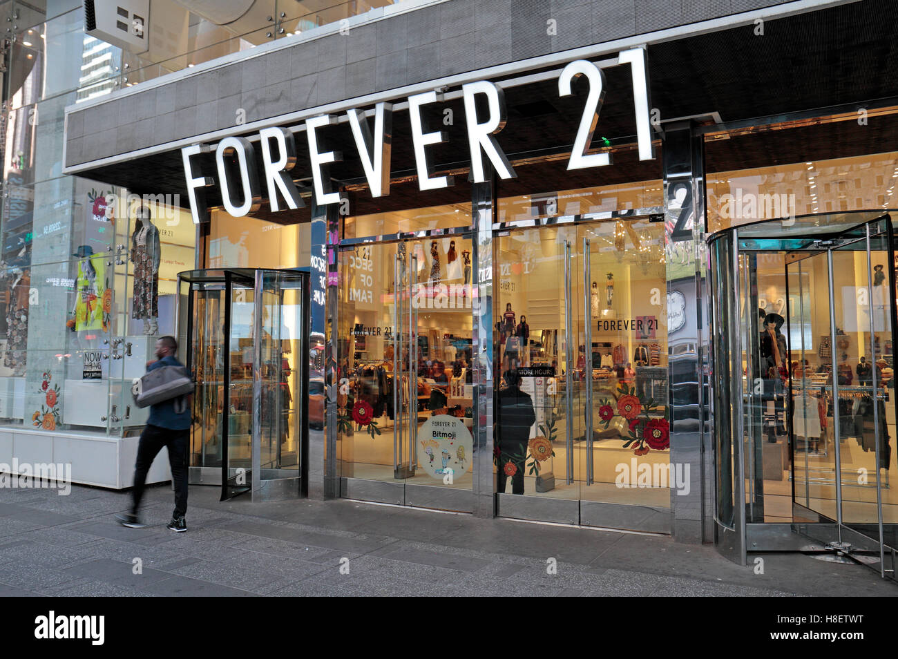 New york city clothes stores