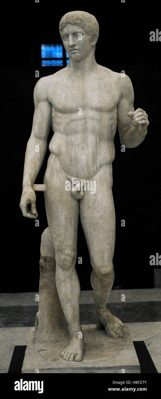 Polykleitos Sculptures