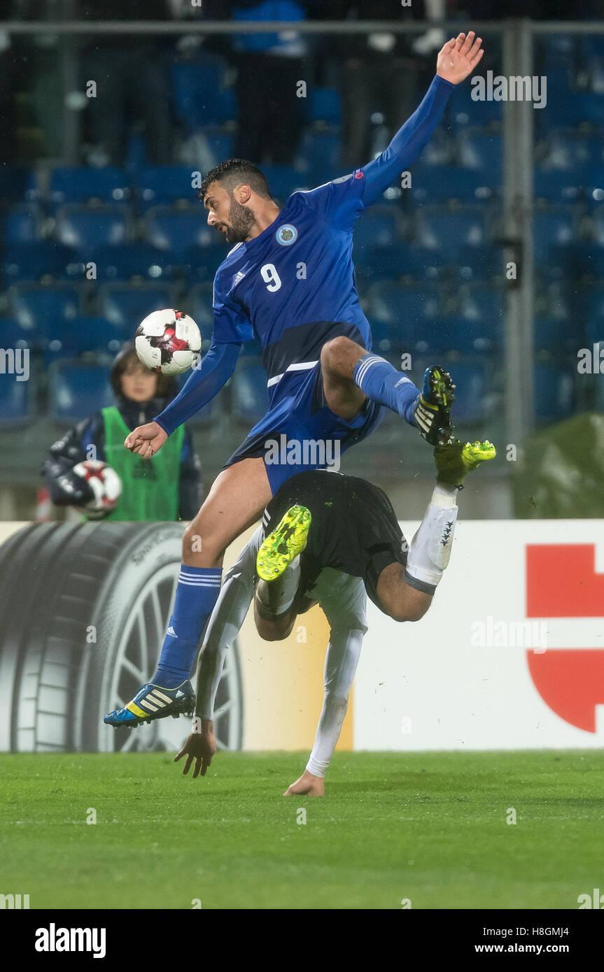 Serravalle, San Marino. 11th Nov, 2016. Germany\'s Benjamin ...