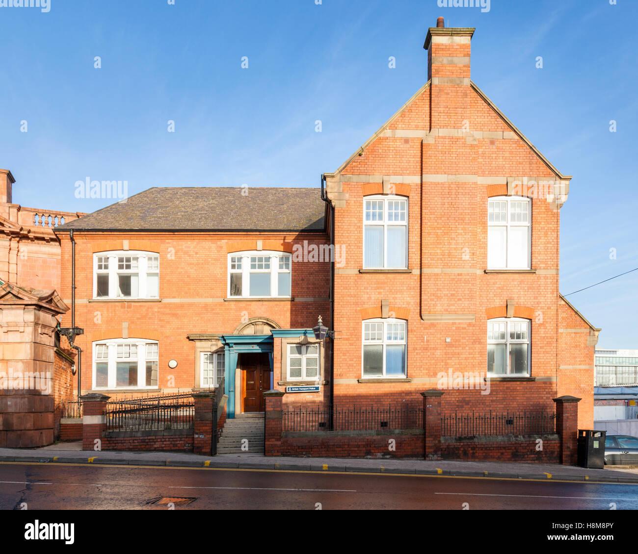British transport police station nottingham england uk - British transport police press office ...