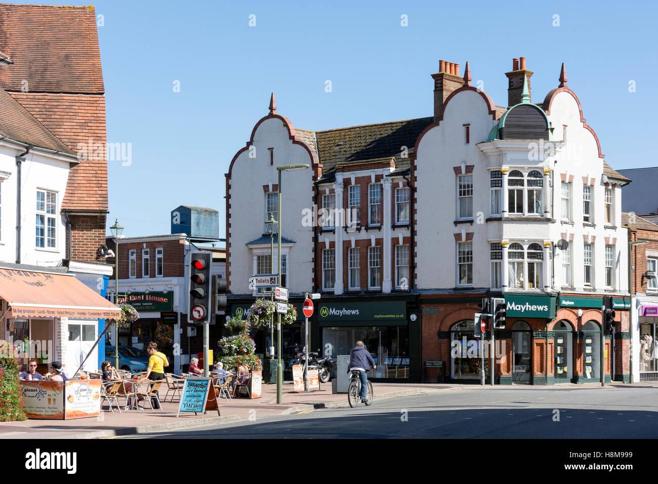 Victoria Road Horley Surrey England United Kingdom