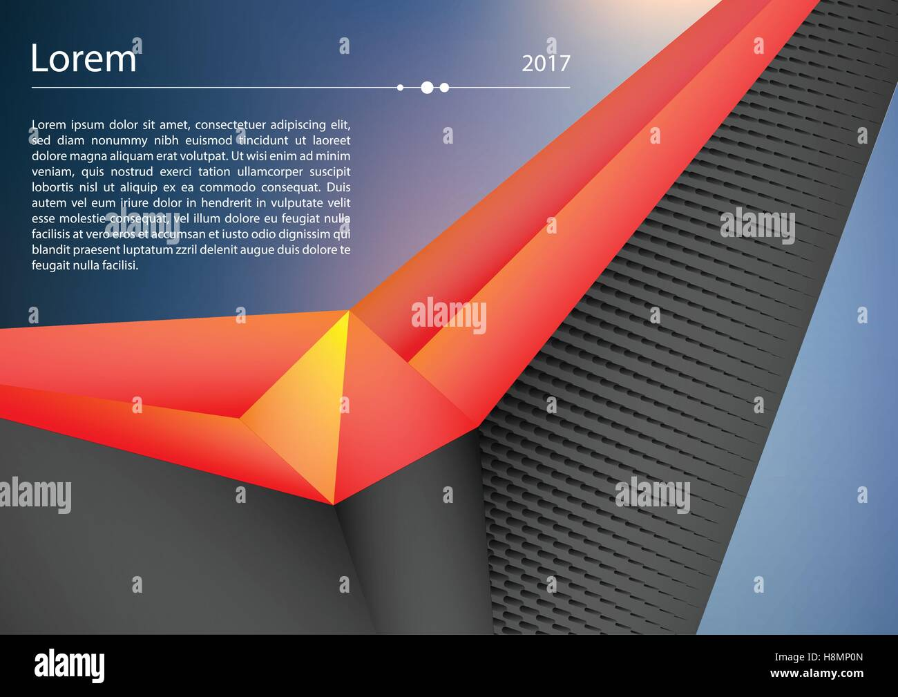 blue red abstract pyramid background for brochure flyer cover page blue red abstract pyramid background for brochure flyer cover page annual report design layout vector template