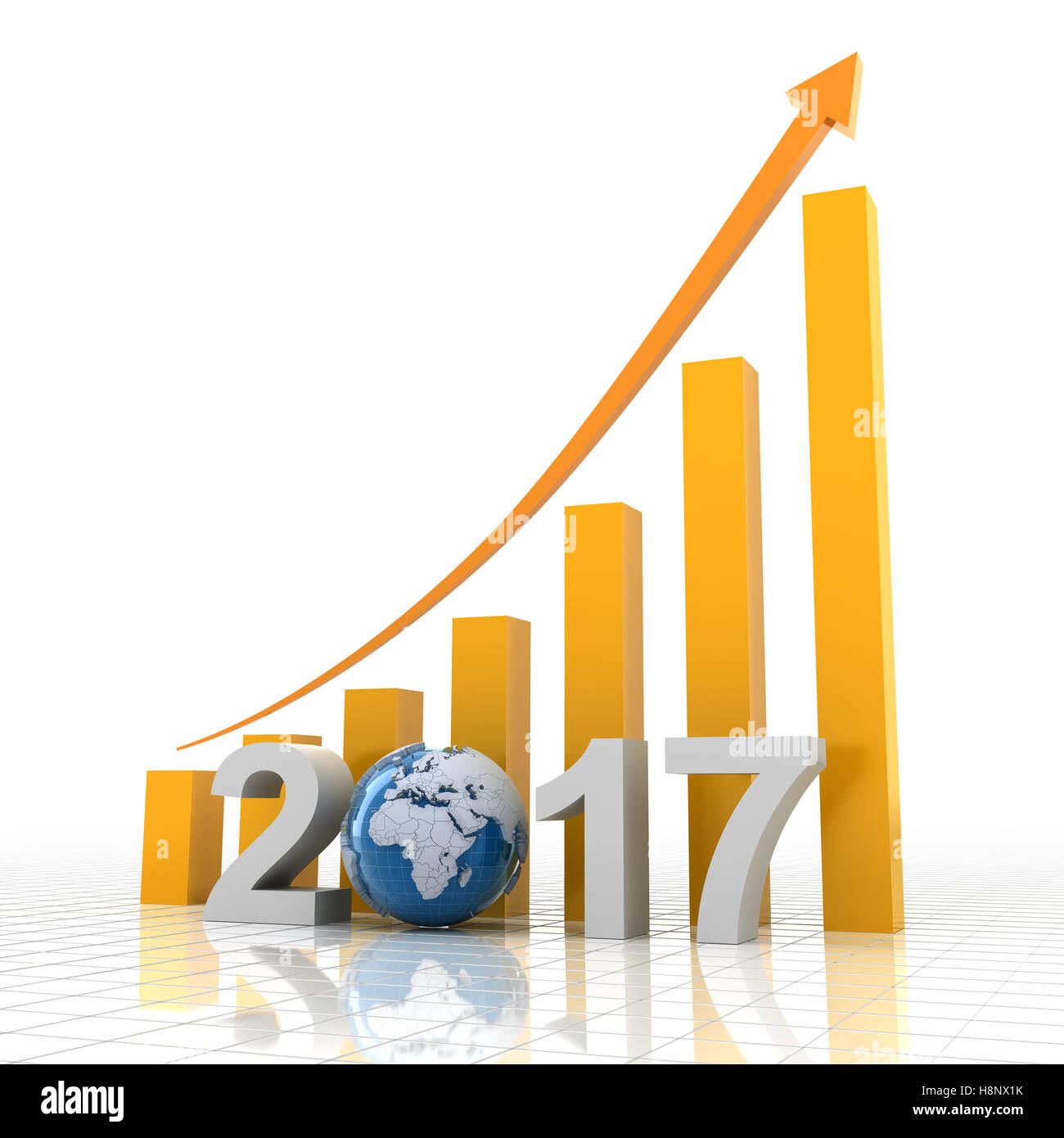 Growth chart 2017 stock photo royalty free image 125871247 alamy growth chart 2017 nvjuhfo Gallery
