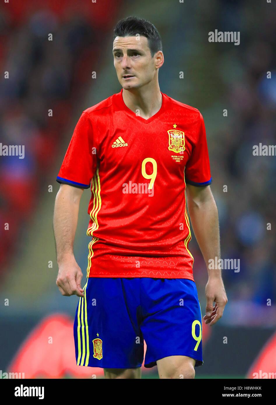 Aritz Aduriz Spain Stock Royalty Free Image Alamy