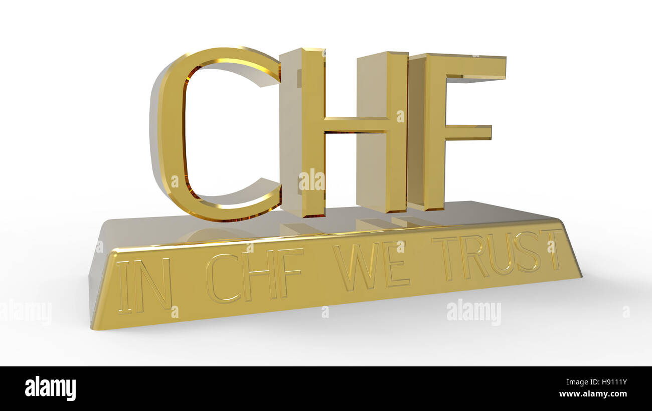 In chf we trust message swiss currency 3d rendering stock photo in chf we trust message swiss currency 3d rendering buycottarizona Choice Image