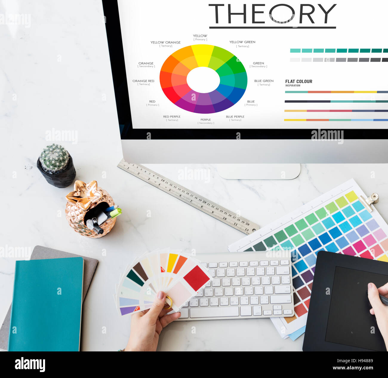 Theory graphic chart color scheme concept stock photo royalty theory graphic chart color scheme concept nvjuhfo Image collections