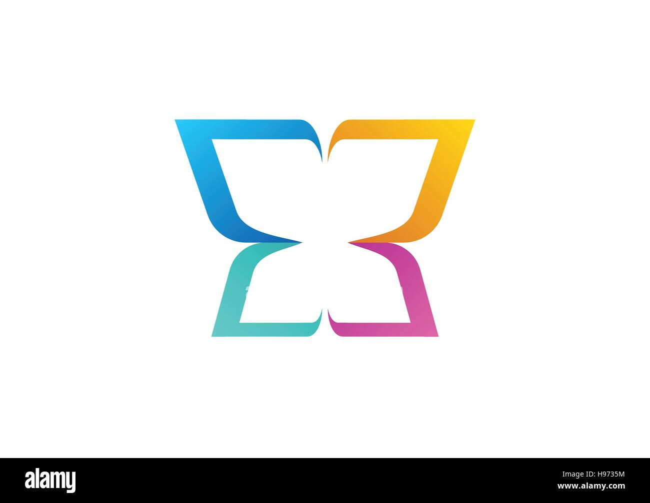 Butterfly logo concept abstract butterfly sign icon symbol vector butterfly logo concept abstract butterfly sign icon symbol vector design biocorpaavc Images