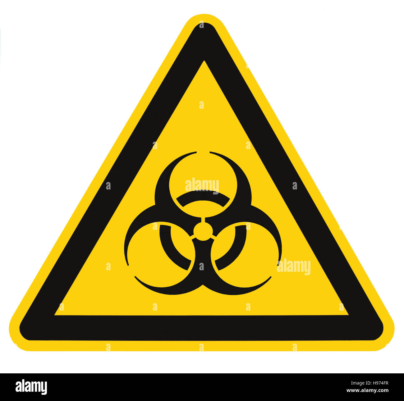 Biohazard symbol sign of biological threat alert isolated black biohazard symbol sign of biological threat alert isolated black yellow triangle label signage macro biocorpaavc Image collections