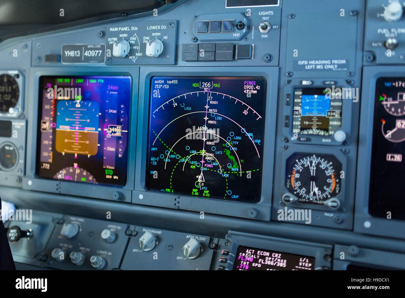 Glass Cockpit 3