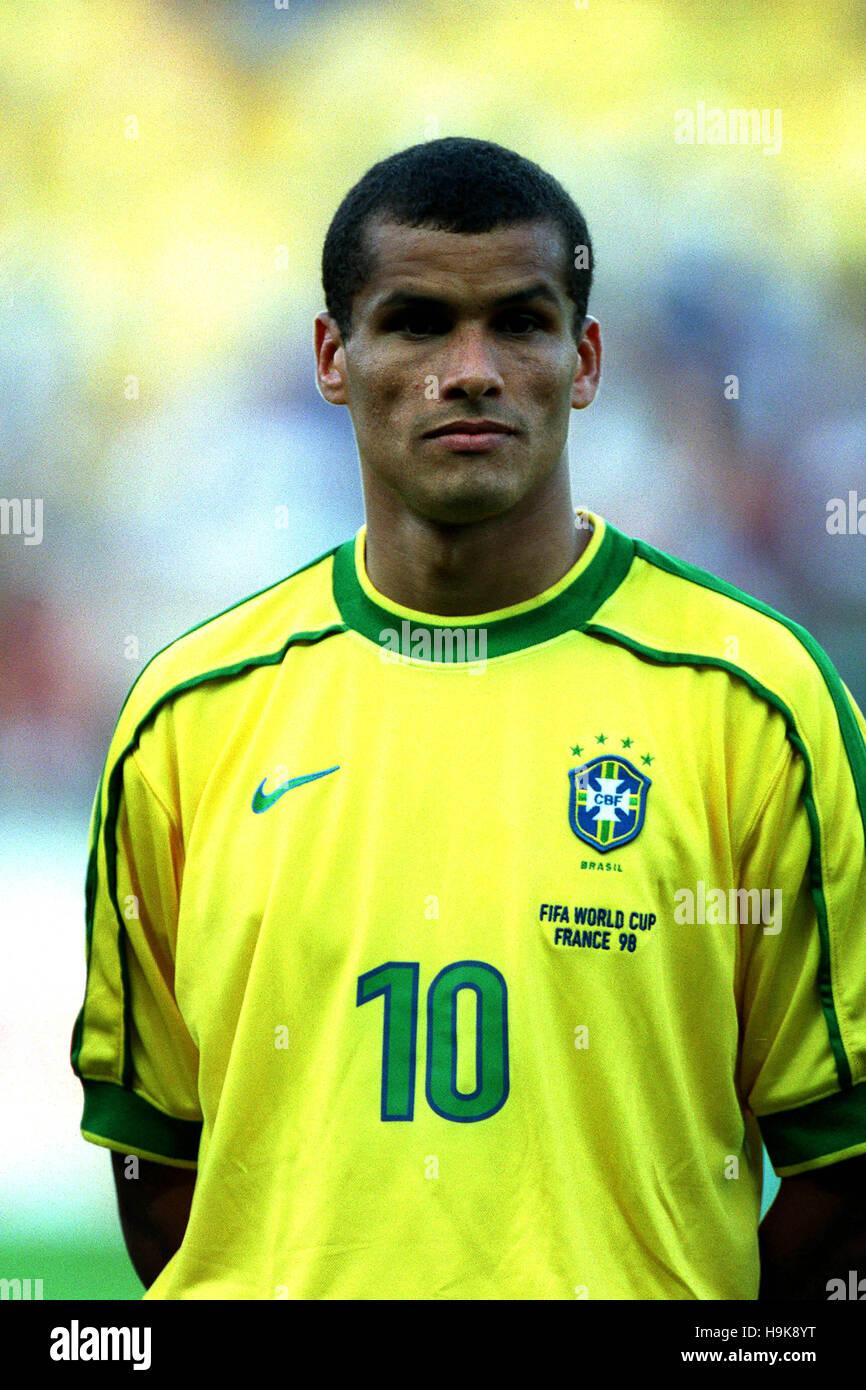 RIVALDO BRAZIL 16 June 1998 Stock Royalty Free Image