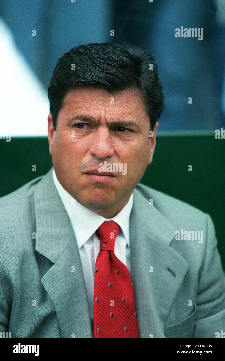 DANIEL PASSARELLA ARGENTINA COACH 14 June 1998 Stock