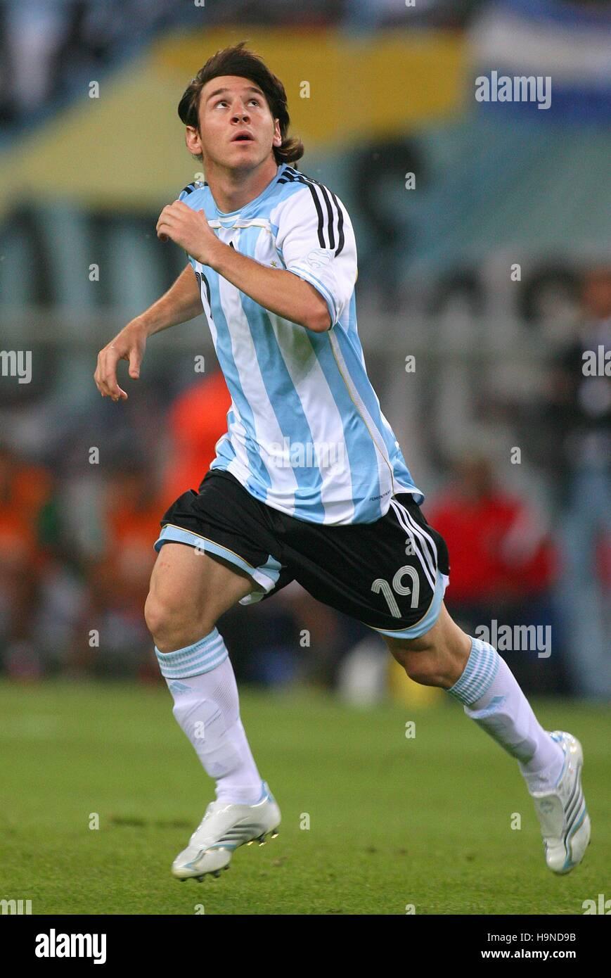 lionel messi argentina barcelona world cup leipzig