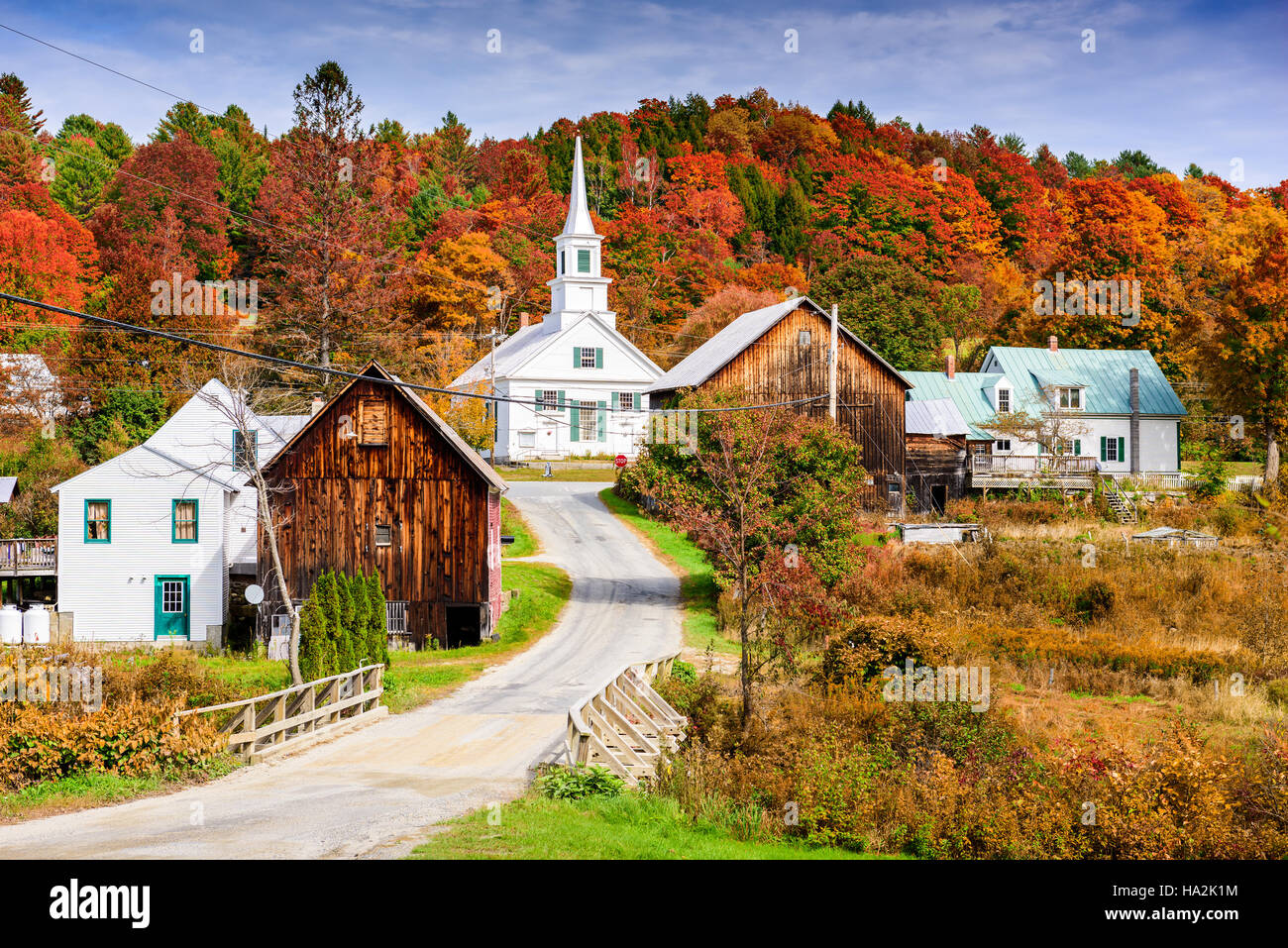 Vermont Country Homes