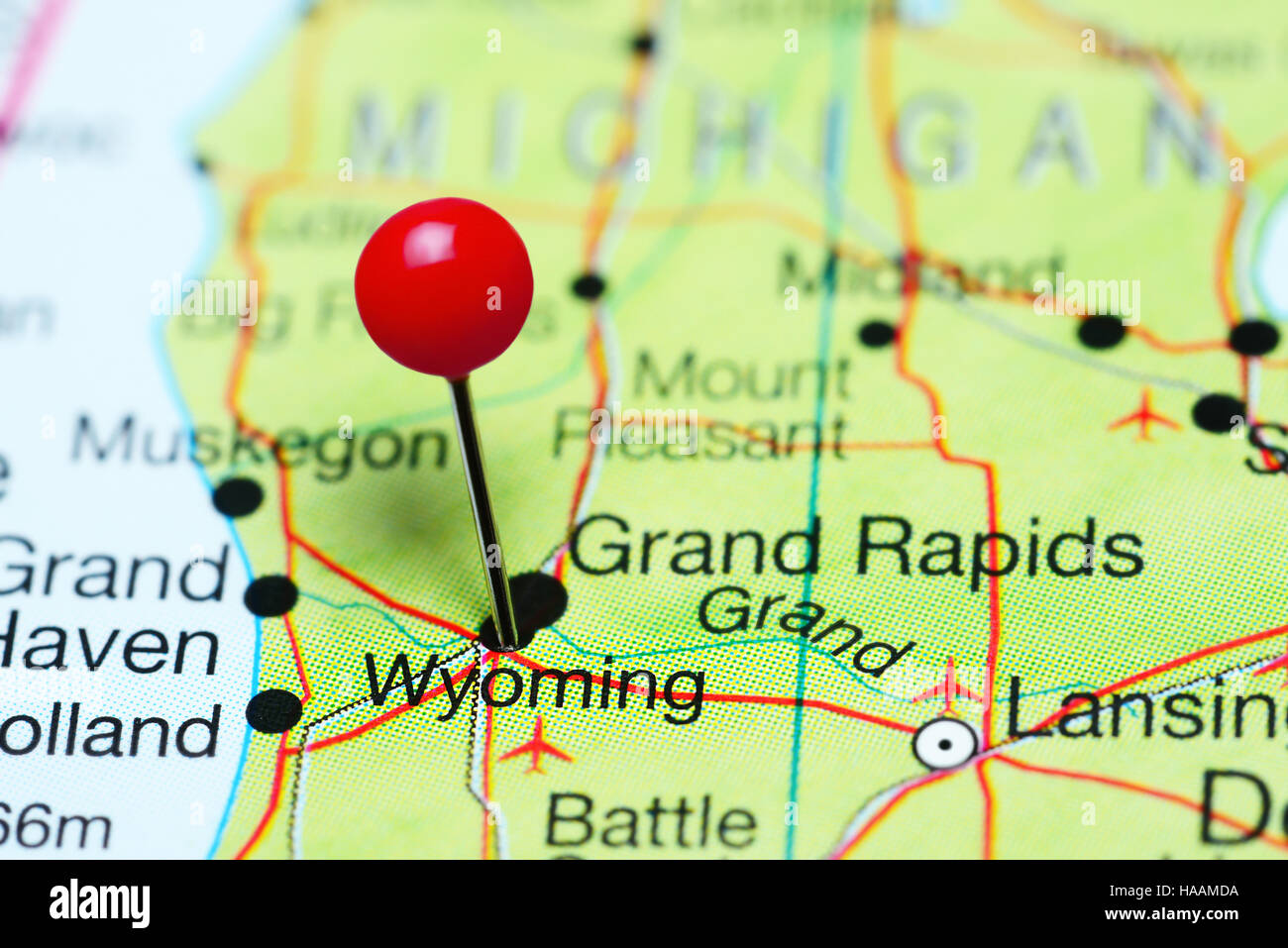 Wyoming State Maps USA Maps Of Wyoming WY Wyoming State Maps USA - Road map wyoming usa