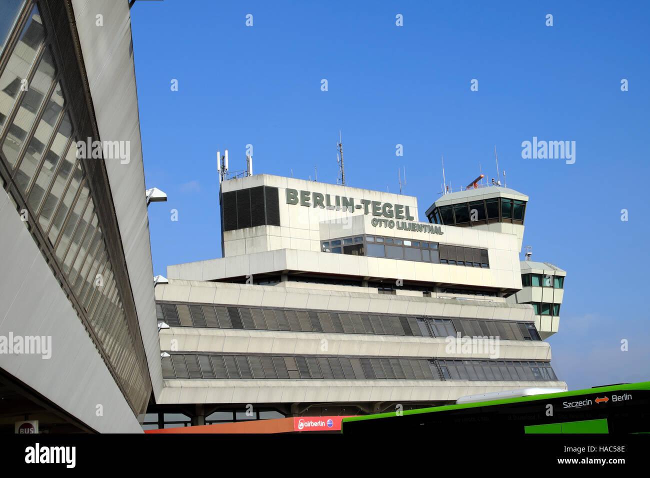 Berlin-Tegel Airport Berlin Germany Europe EU KATHY DEWITT ...