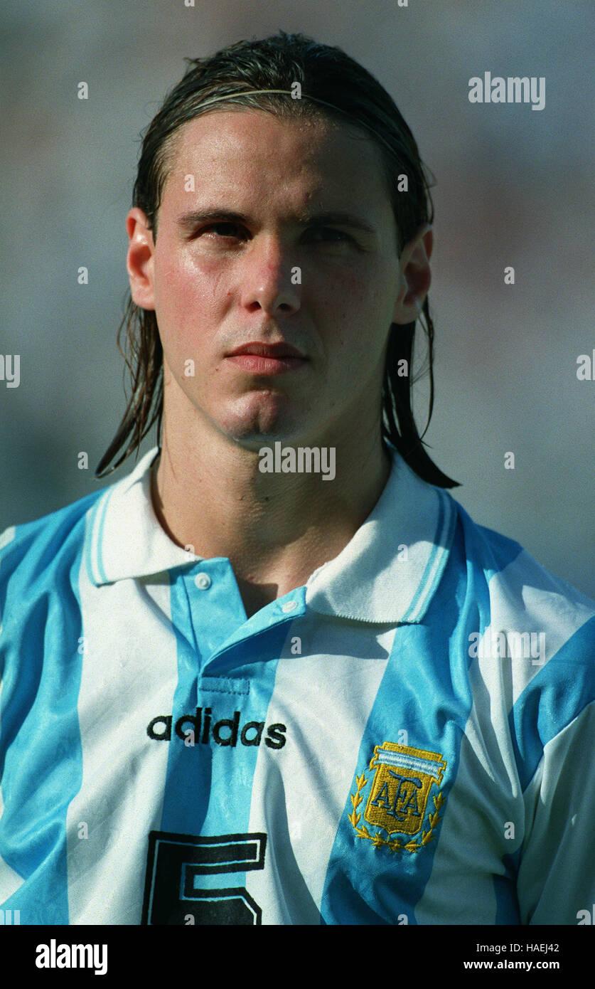 FERNANDO REDONDO ARGENTINA 07 July 1994 Stock Royalty Free