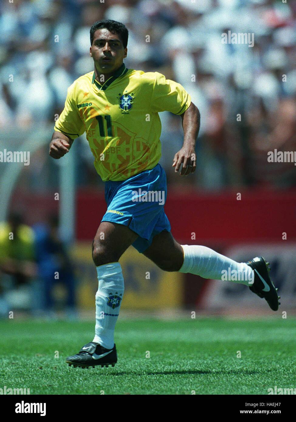 ROMARIO BRAZIL & BARCELONA 08 July 1994 Stock Royalty Free