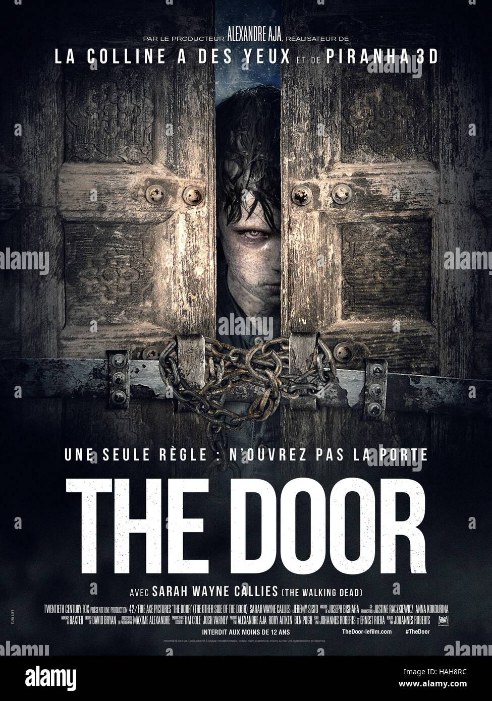 The Other Side of the Door Year  2016 UK / USA Director  Johannes Roberts Logan Creran Movie poster (Fr & The Other Side of the Door Year : 2016 UK / USA Director : Johannes ...