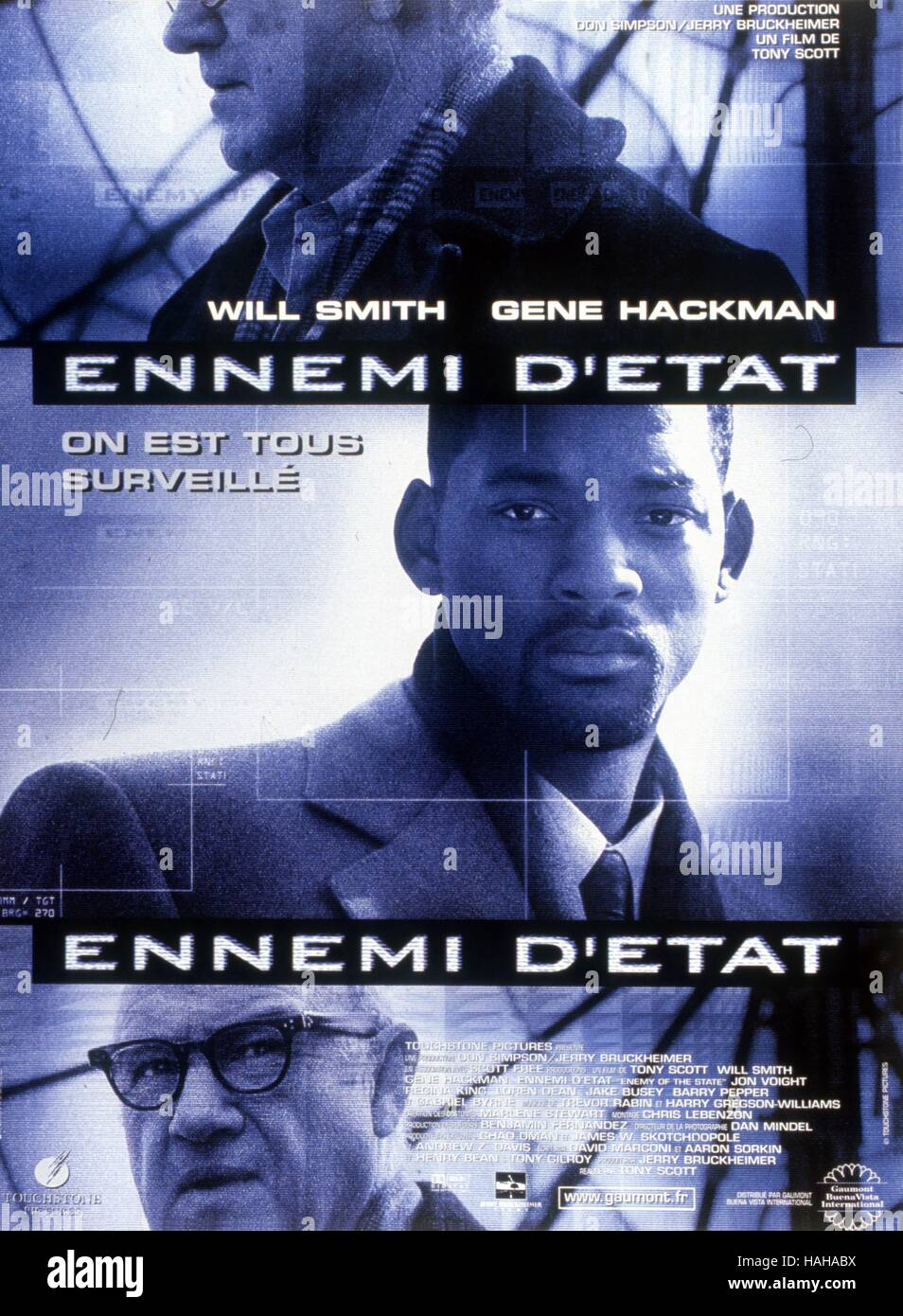 Will smith enemy of the state