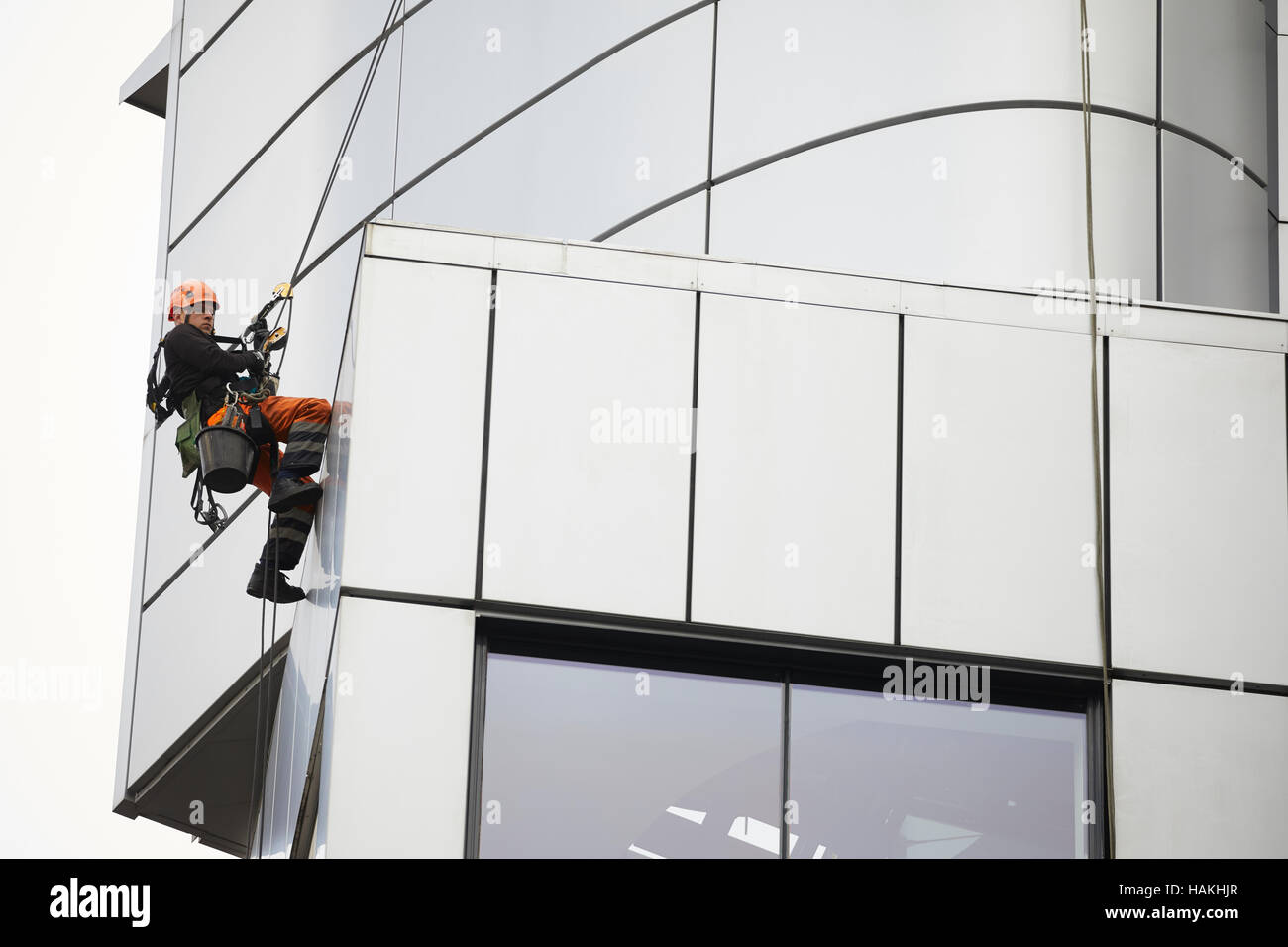 Abseiling Window Cleaner Manchester Office Architect Property Properties  Building Development Structure Property Architectural Design Stunning Uniqu