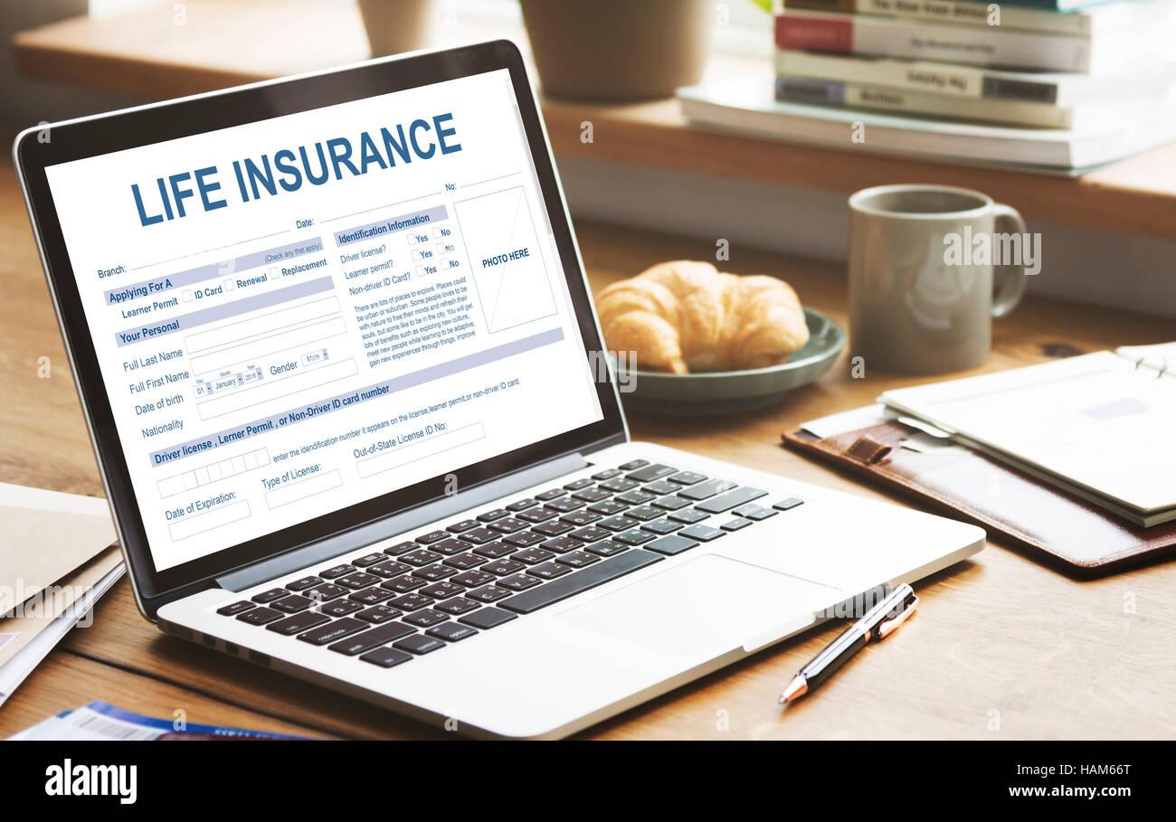 Life insurance free laptop