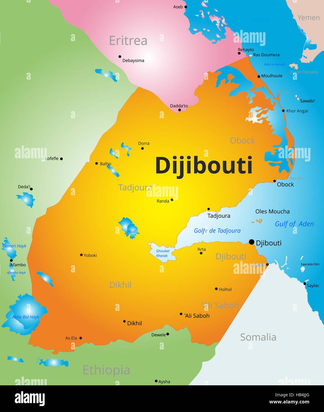 Djibouti–Yemen relations - Wikipedia  Yemen And Djibouti