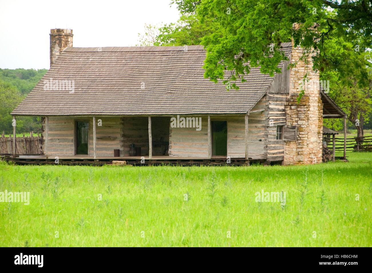 Dog trot cabin lyndon b johnson national historical park texas dog trot cabin lyndon b johnson national historical park texas publicscrutiny Image collections