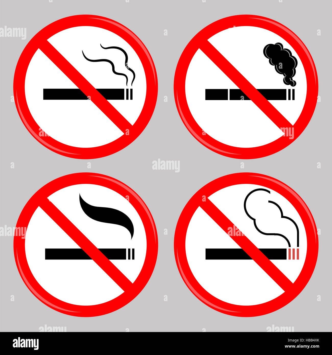 No smoking cigarette prohibited symbols stock photo 127479147 alamy no smoking cigarette prohibited symbols biocorpaavc Image collections