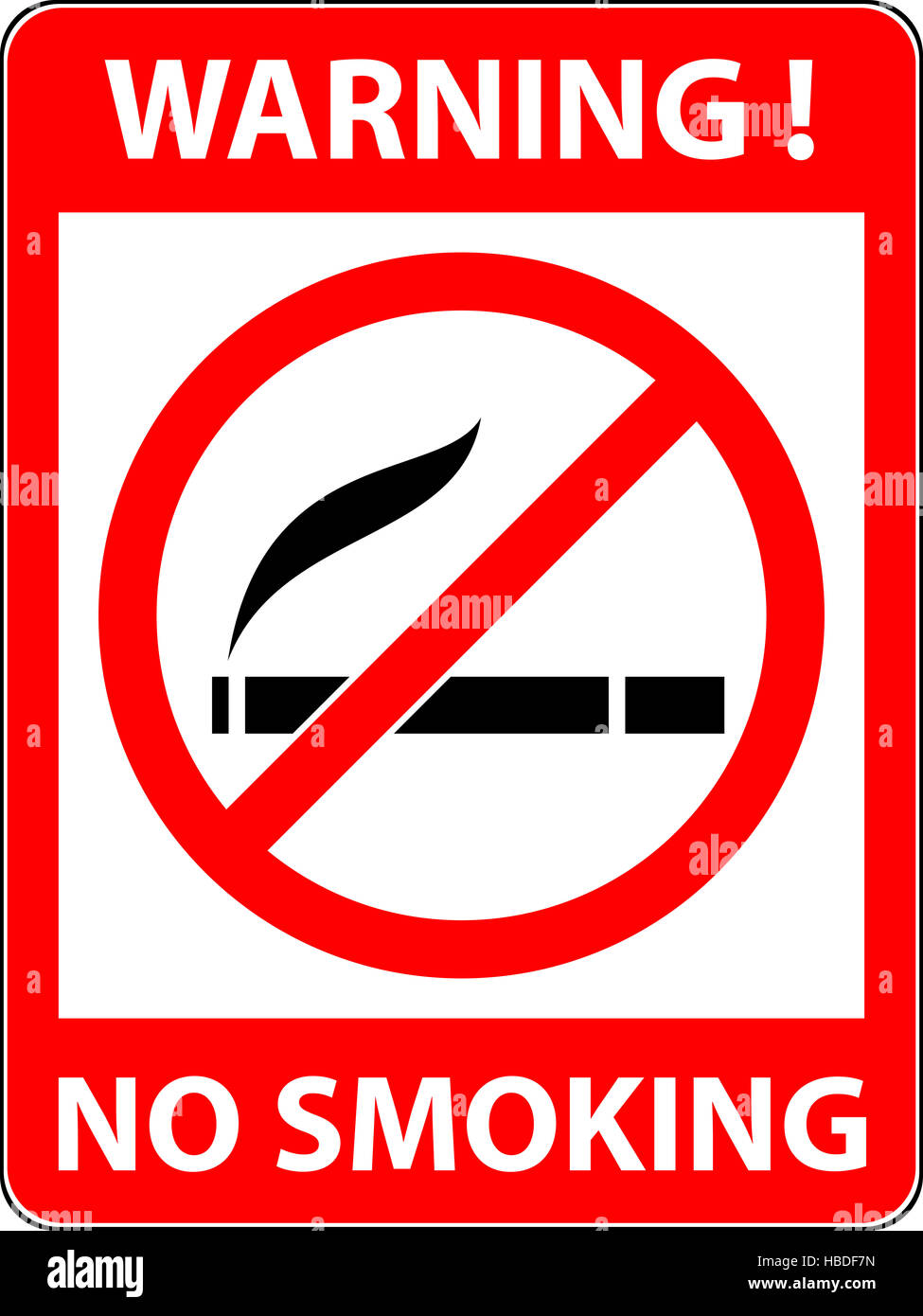 No smoking cigarette prohibited symbol stock photo 127531145 alamy no smoking cigarette prohibited symbol biocorpaavc Image collections