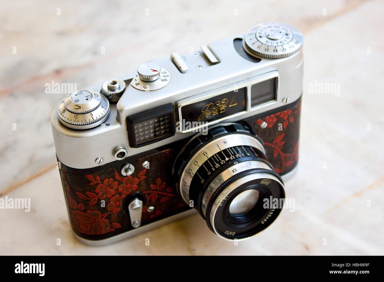 Vintage Russian Camera
