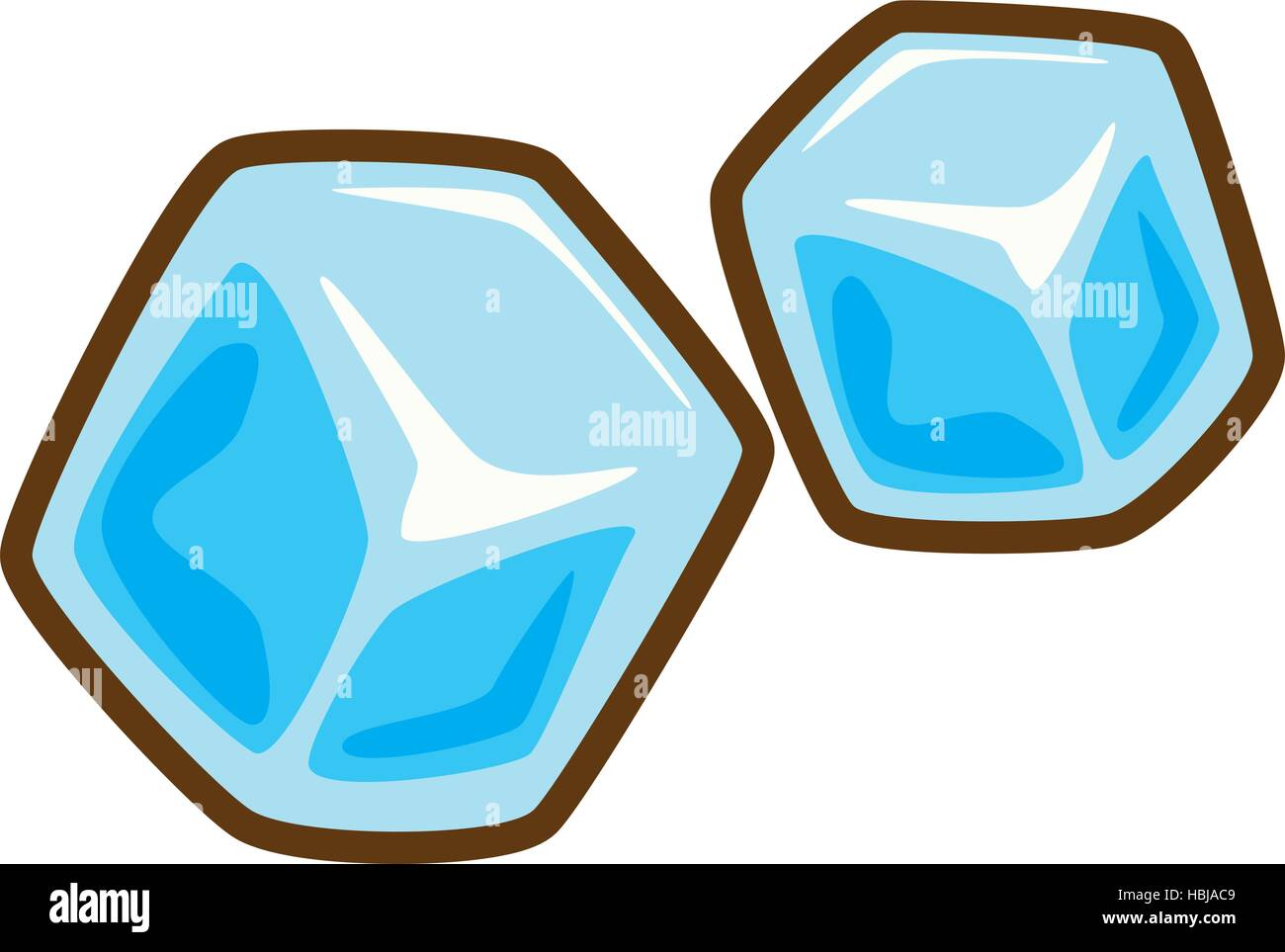 freezing water clip art. stock vector - cartoon ice cubes frozen water illustration eps 10 freezing clip art r