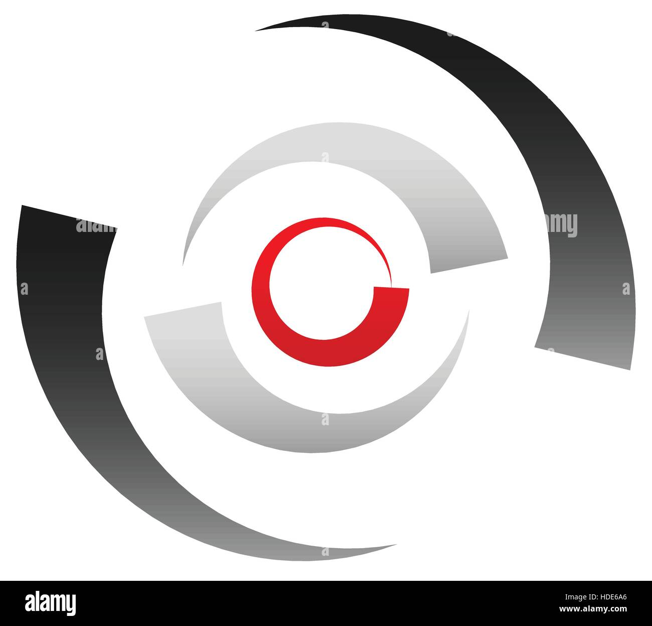 Crosshair icon target symbol pinpoint bullseye sign concentric crosshair icon target symbol pinpoint bullseye sign concentric segmented circles with red dot at center buycottarizona Image collections