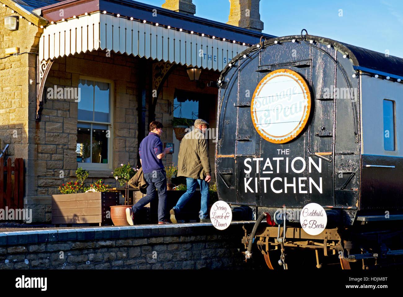 Restaurant Kitchen Stations the station kitchen restaurant in west bay, bridport, dorset