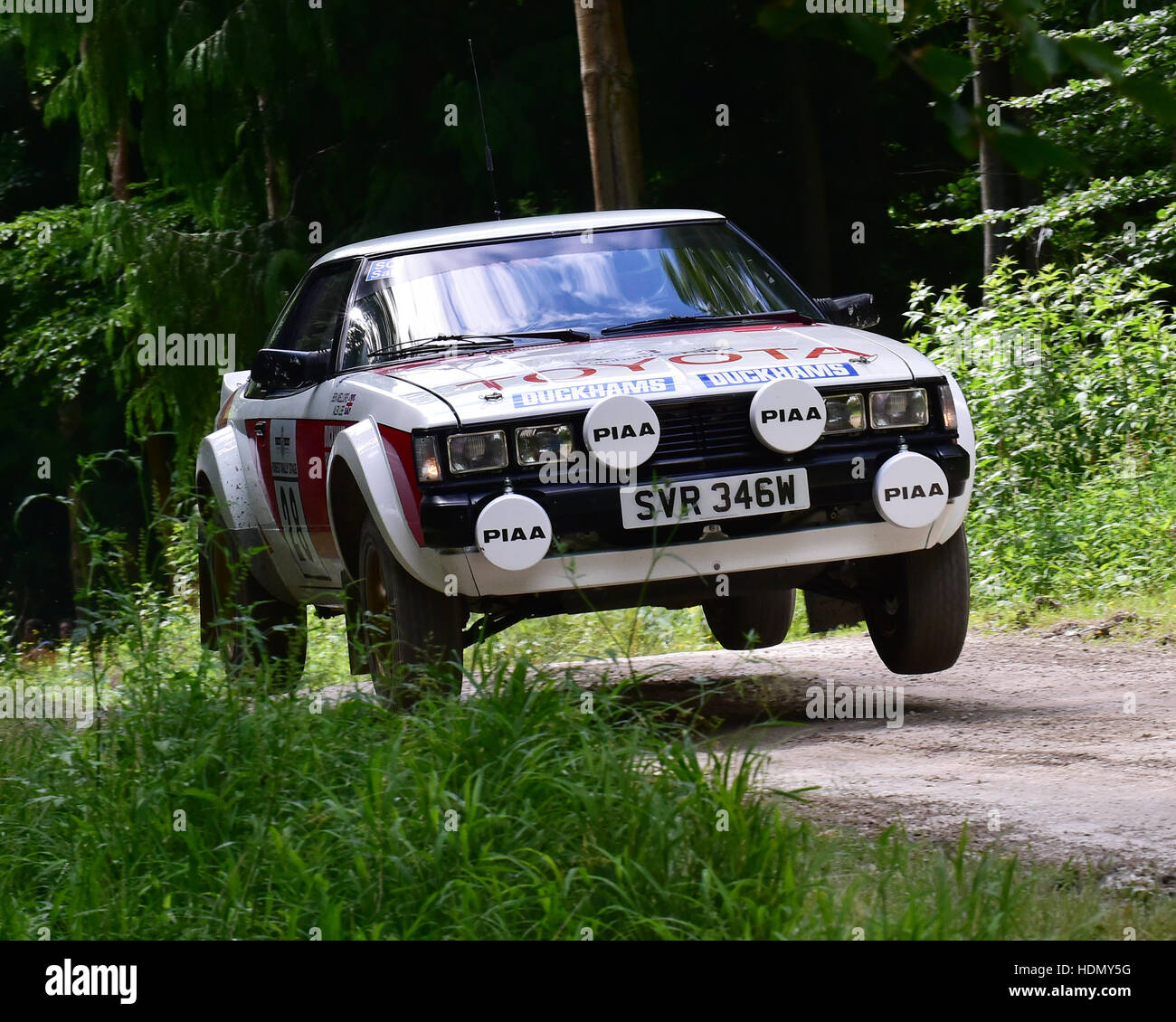 Toyota Rally Cars Stock Photos & Toyota Rally Cars Stock Images ...