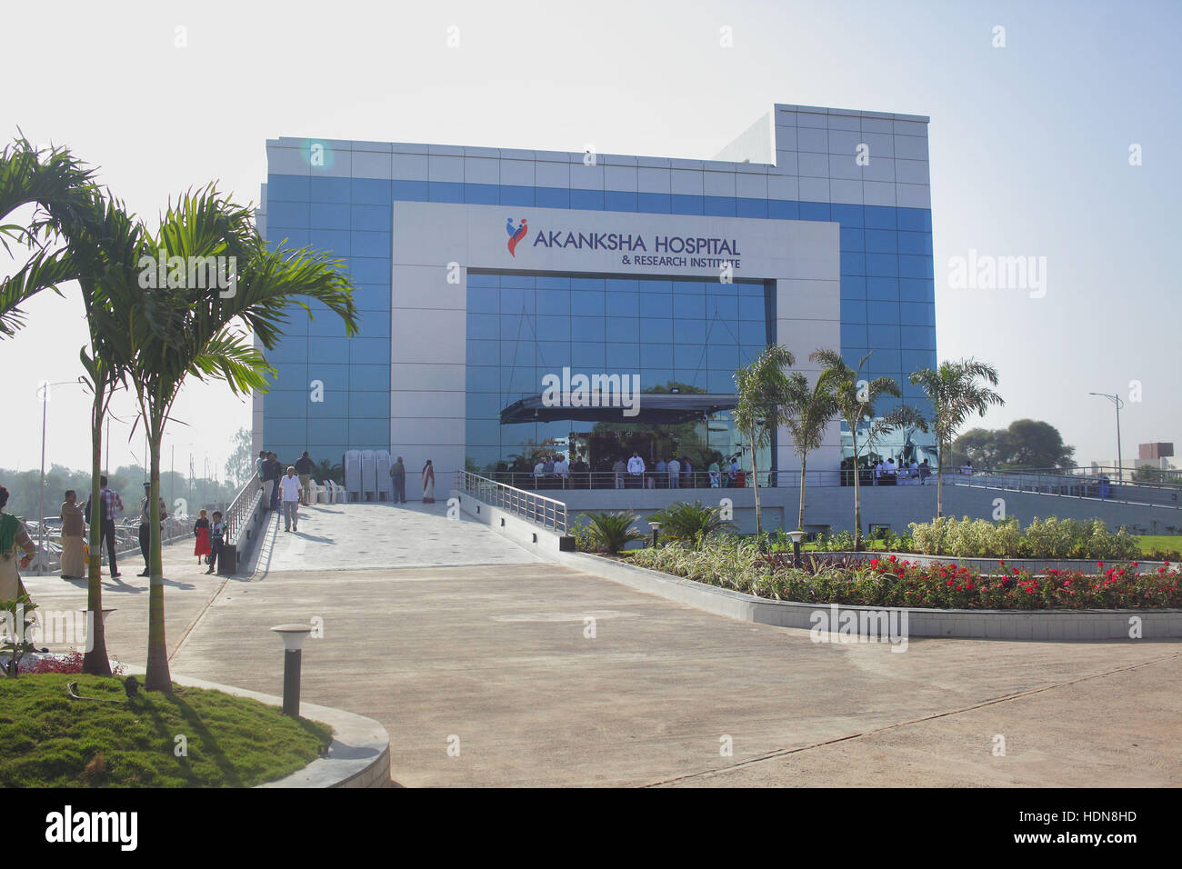 Commercial building design commercial building subhash - 13th Dec 2015 13 Dec 2015 Anand India Surrogacy Ivf Specialist Dr Nayana Patel S Hospital At Anand Subhash Sharma Zuma Wire Alamy Live News
