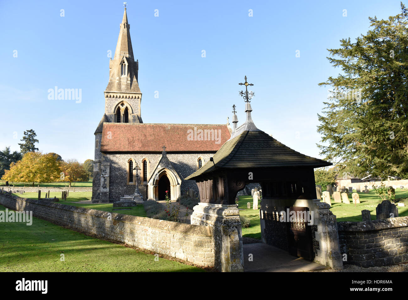 St mark 39 s church englefield berkshire which is to be the St mark s church englefield