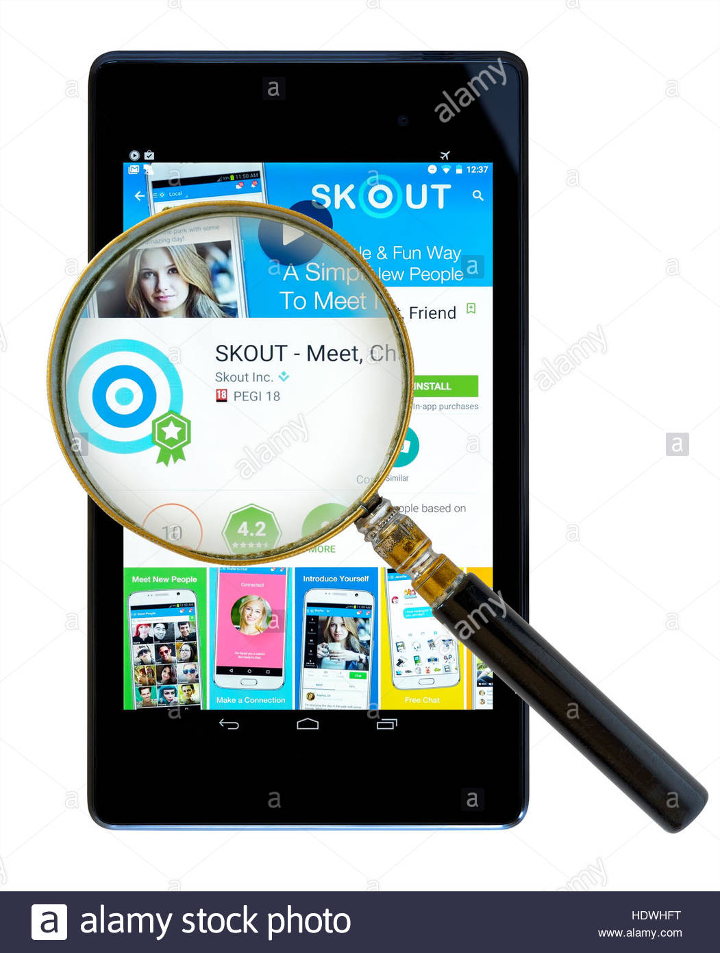 Skout dating app for pc
