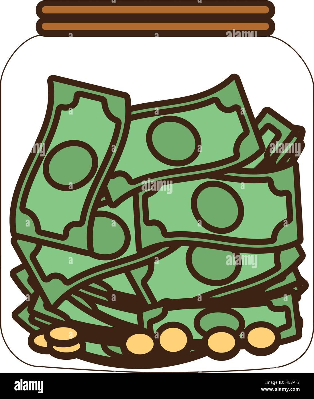 how to make a money saving jar
