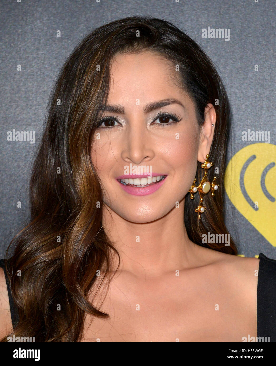 Download carmen villalobos wallpapers to your cell phone carmen - Stock Photo Iheart Radio Fiesta Latina 2016 At American Airlines Arena Arrivals Featuring Carmen Villalobos Where Miami Florida United States When