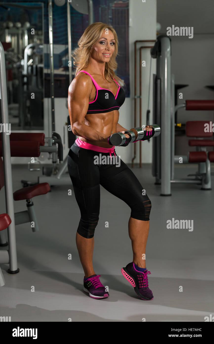 Mature Muscle Women