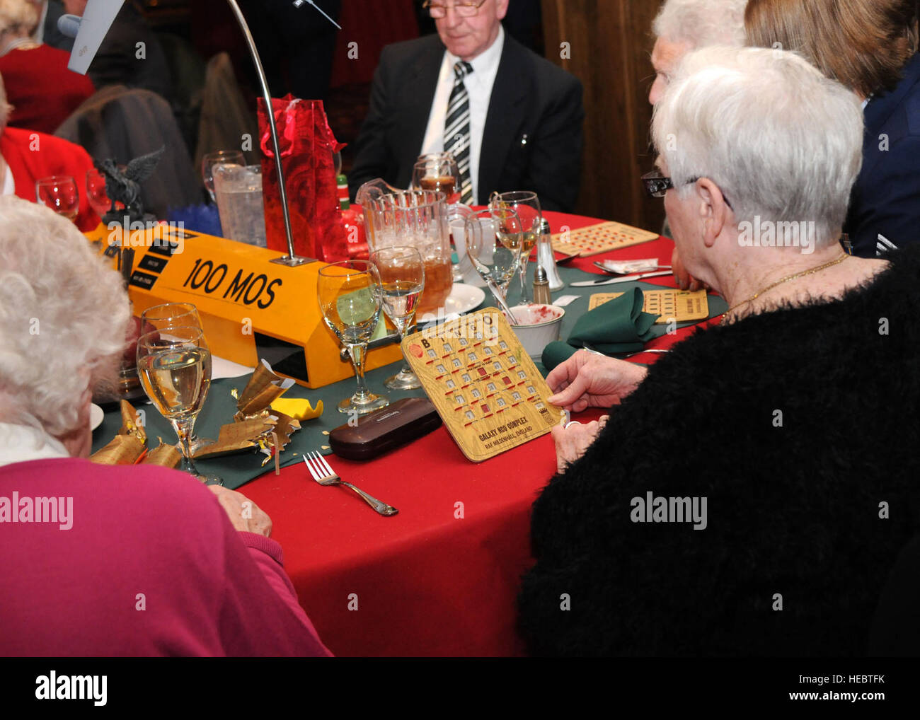 christmas party ideas for senior citizens